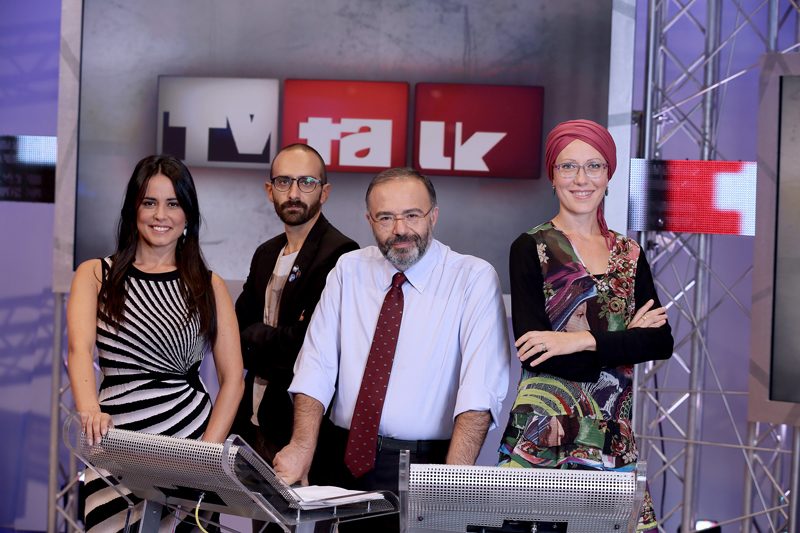 """Tv Talk Rai 3"" puntata 4 maggio 2019 (VIDEO)"