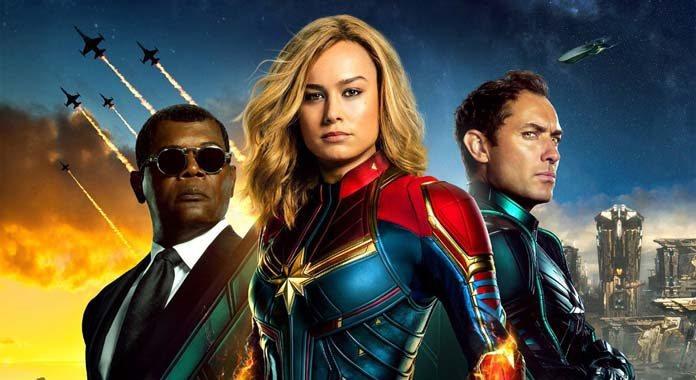 """Captain Marvel"", la scheda del film"
