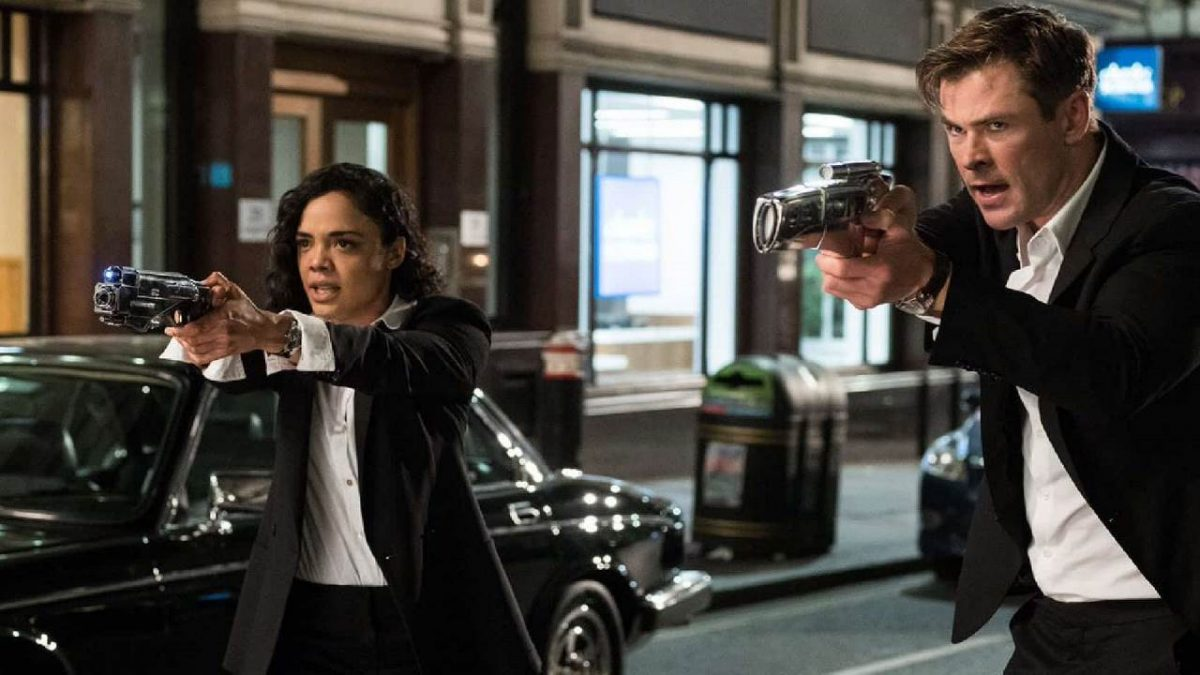 """Men in Black: International"" la scheda del film"