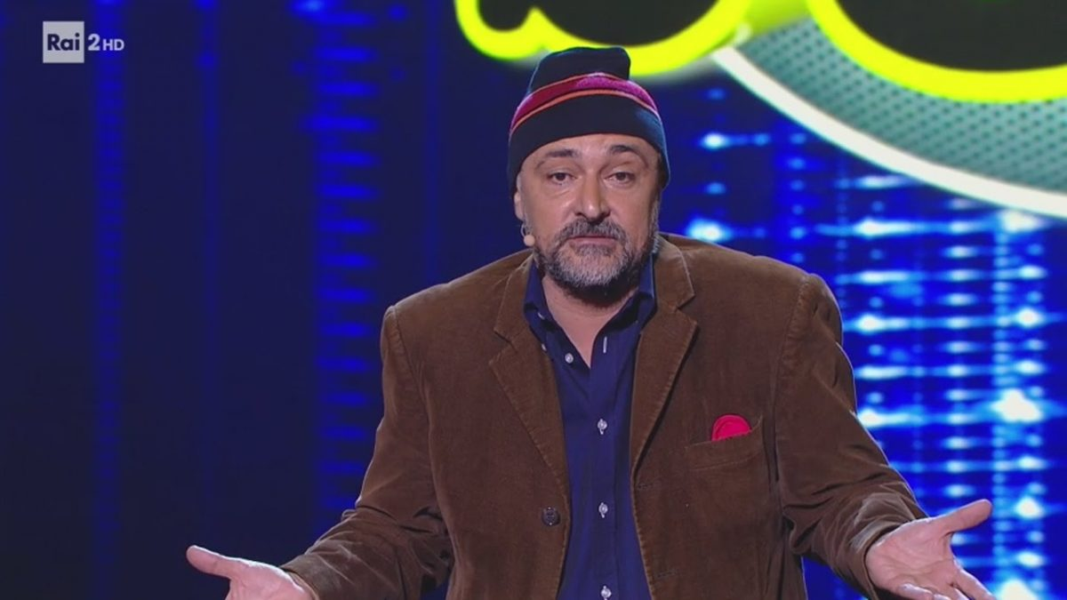 """""""Made in Sud Paolo Caiazzo Rai 2"""" (VIDEO)"""