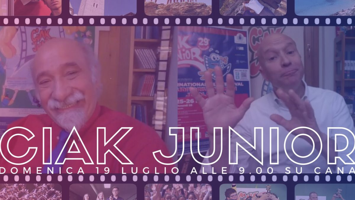 """Ciak Junior"" Canale 5 puntata 2 agosto 2020 (VIDEO)"
