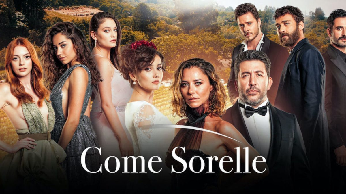 """Come Sorelle fiction Canale 5"" ottava puntata (VIDEO)"