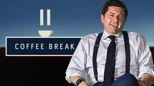 """Coffee Break"" 25 febbraio 2021 (VIDEO)"