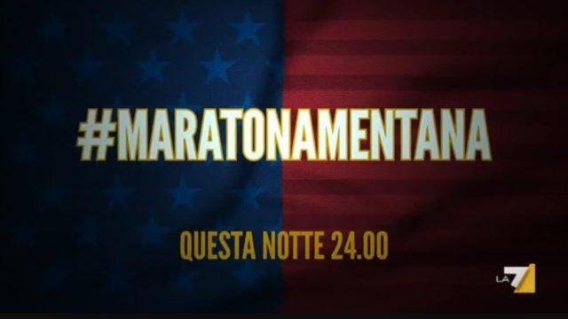 """Maratona Mentana elezioni USA 2020"" (VIDEO)"