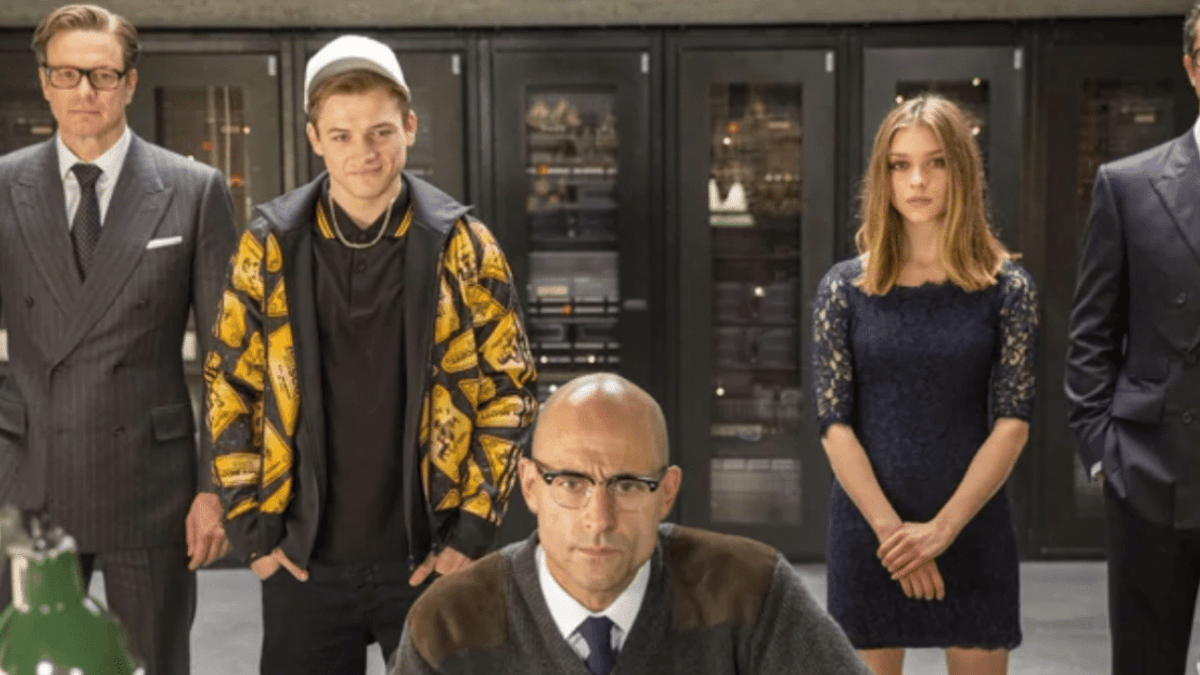 "Stasera in tv prima serata 22 aprile 2021 ""Kingsman Secret Service"" su Rai Movie"